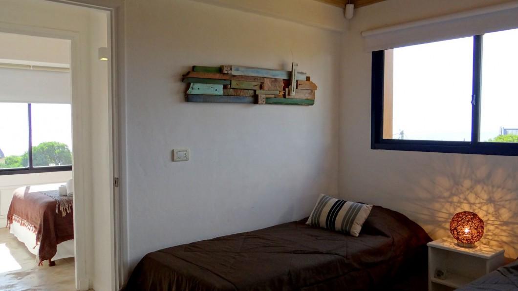 pueblo rivero habitación con camas individuales