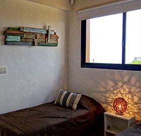 habitación pueblo rivero