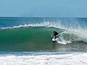surf punta del diablo